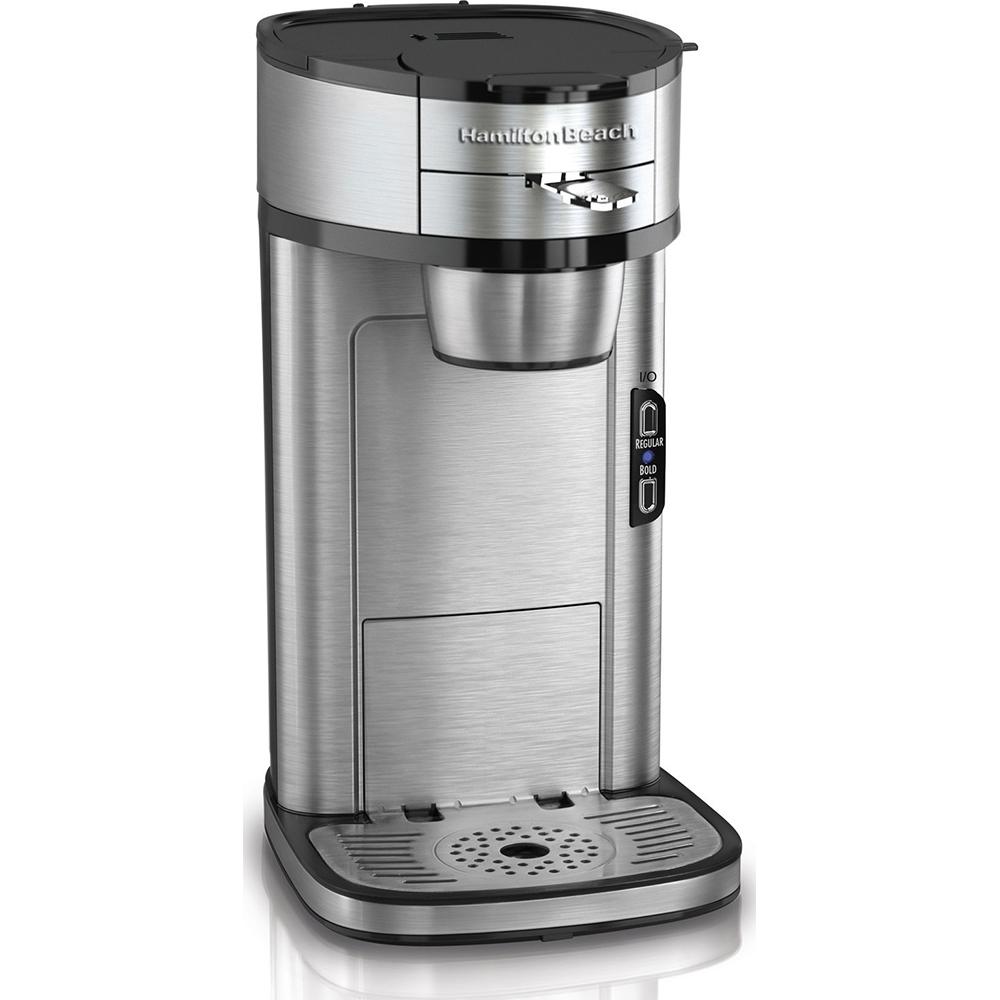 Hamilton Beach 49981A Single Serve Scoop Coffee Maker (Ce...