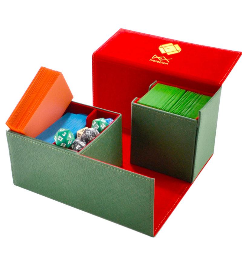 New Make Decks Not Wars Dex Protection Creation Line Deck Box