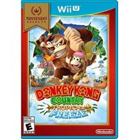Donkey Kong Country Tropical Freeze (Nintendo Selects), Nintendo, Nintendo Wii U, 045496904241