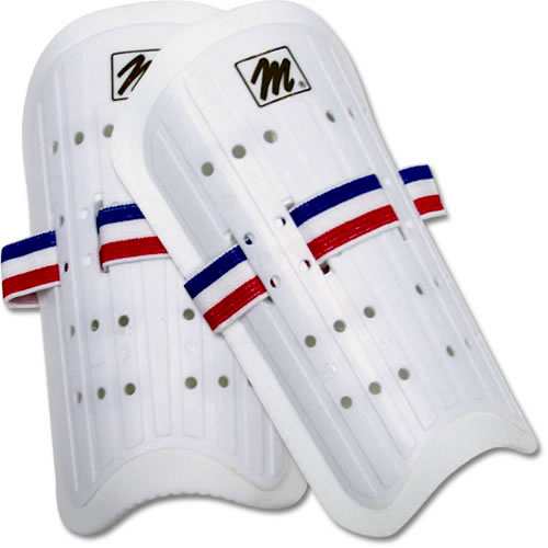MacGregor Plastic Shin Guards, Youth (Pair)
