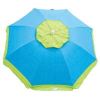 6 ft. Tilt Beach Umbrella with Wind Vent