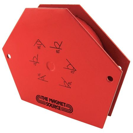 Protractor Welding Angle,Mag,4-3/4In L