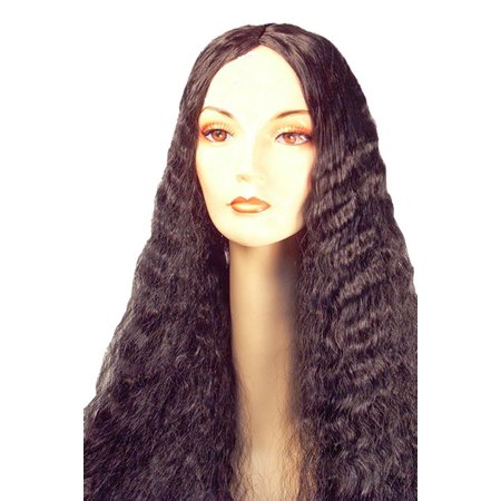 B304 Bargain 30 IN Wig - Yellow And Black Wig
