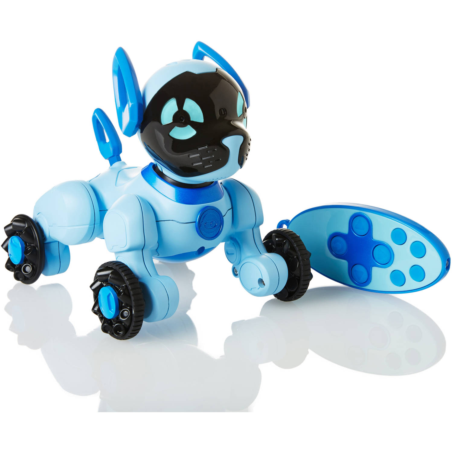 CHiPPiES Robot Dog Chipper (Blue) by WowWee