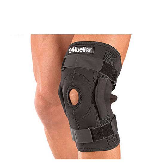 Mueller Hinged Wraparound Knee Brace-Regular