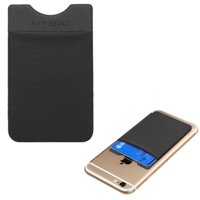Universal Sticky Adhesive Credit Card Pouch Wallet Sleeve