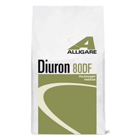 Diuron 80 DF Pre Emergent Herbicide - 5 lbs (Best Post Emergent Herbicide For Centipede)