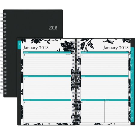 Blue Sky Barcelona Weekly Monthly Planner  Multicolor
