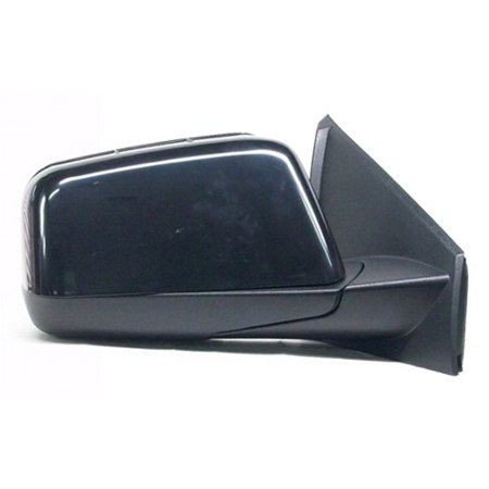 - 2007-2007 Ford Edge  Passenger Right Power Door Mirror Heat Memory Puddle Lmp Manual Folding