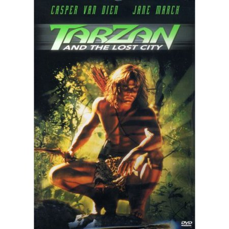 Tarzan and the Lost City - Tarzan And Jane Kid