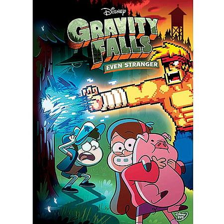 Gravity Falls  Even Stranger  Widescreen