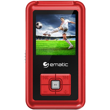 Click here for Ematic Em208vidrd 1.5 8GB Flash Portable Media Pla... prices