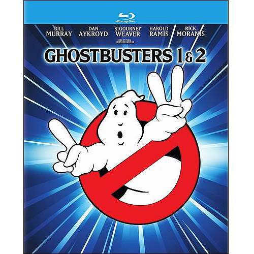 Ghostbusters / Ghostbusters 2 (Blu-ray) (Widescreen)