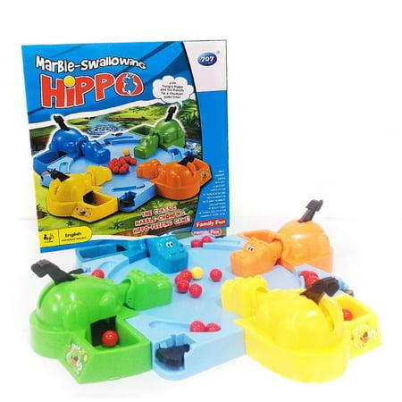 matoen Hippos Hungry Creative Desktop Toys Interactive Fun Board Game For Kids