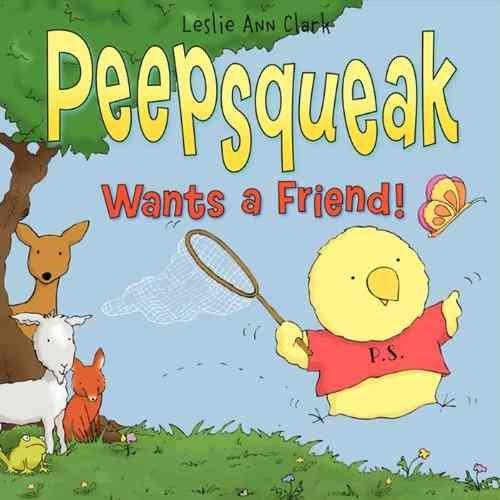 Peepsqueak Wants a Friend!