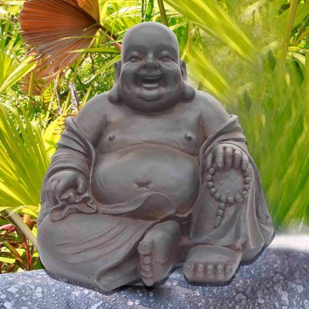 BUDDHA SITTING LARGE ()