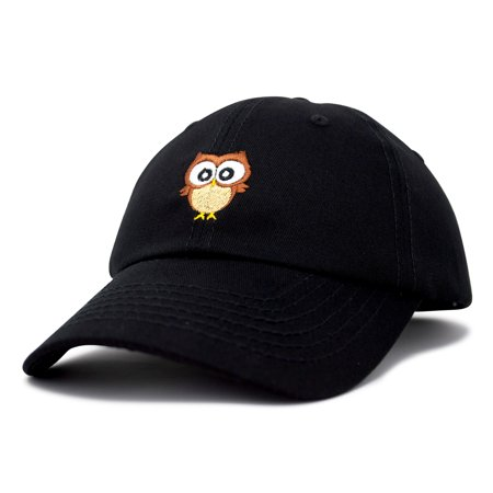 DALIX Cute Owl Hat Cotton Baseball Cap in - Make Your Own Wizard Hat