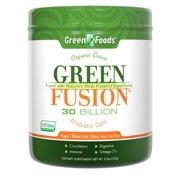 Green Fusion  15 Serving Green Foods 5.2 oz Powder