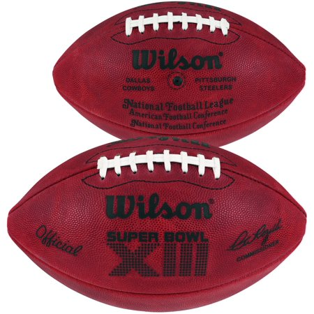 Super Bowl XIII Wilson Official Game Football - Fanatics Authentic Certified