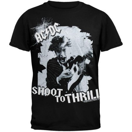AC/DC - Shoot To Thrill Guitar T-Shirt