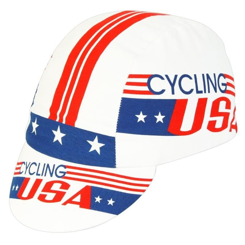 PACE CYCLING USA CAP