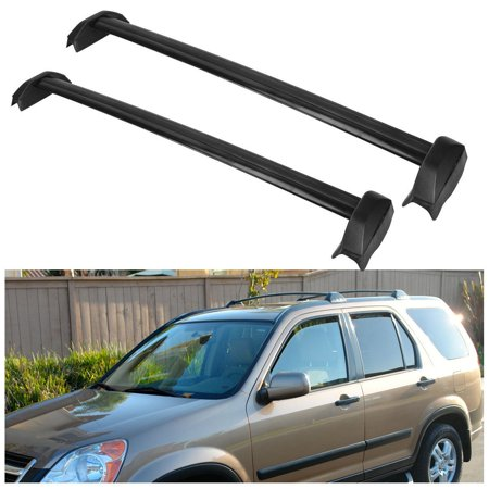 For 2002-2006 Honda CR-V Roof Rack Cross Bars Crossbars Cargo OE Style