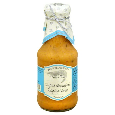 Braswell Food Braswells Select Seafood Collection Dipping Sauce, 10.5 (Seafood Dip)