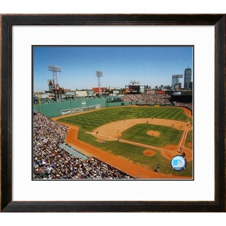 Fenway Park, New Seats Framed Photographic Print Wall Art  - 33x29