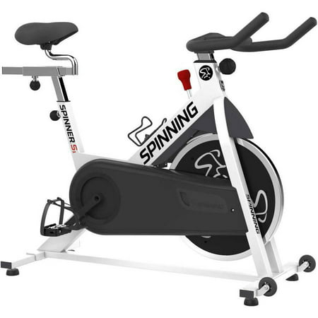 Spinner S1 Indoor Cycling Bike with 4 Spinning DVDs