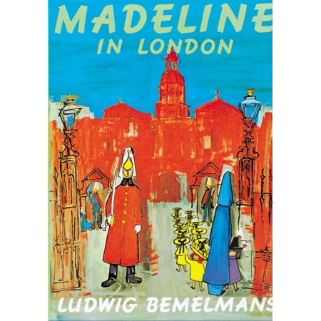 Madeline in London - Madeline Halloween Book