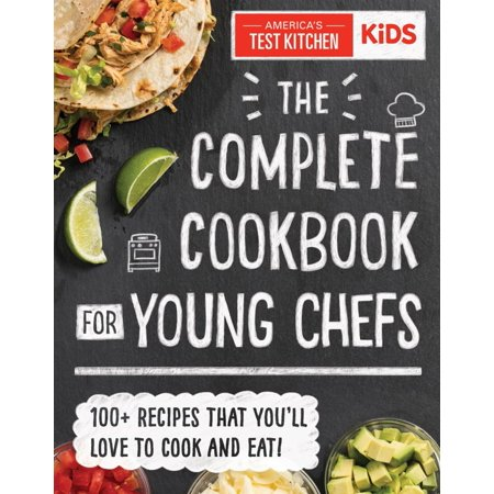 Chefs Center Cookbook Holder (The Complete Cookbook for Young Chefs)