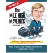 The Way of the Mile High Maverick - eBook