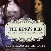 The King's Bed - Audiobook