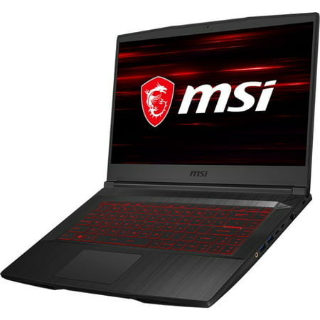 "MSI GF65 15.6"" Gaming Laptop - Intel Core i5-9300H - 8GB - 512GB NVMe SSD - NVIDIA GeForce RTX2060 - Windows 10 - Black"