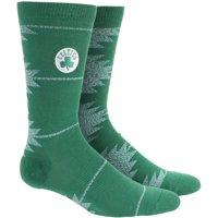 Boston Celtics Geo Crew Socks - L