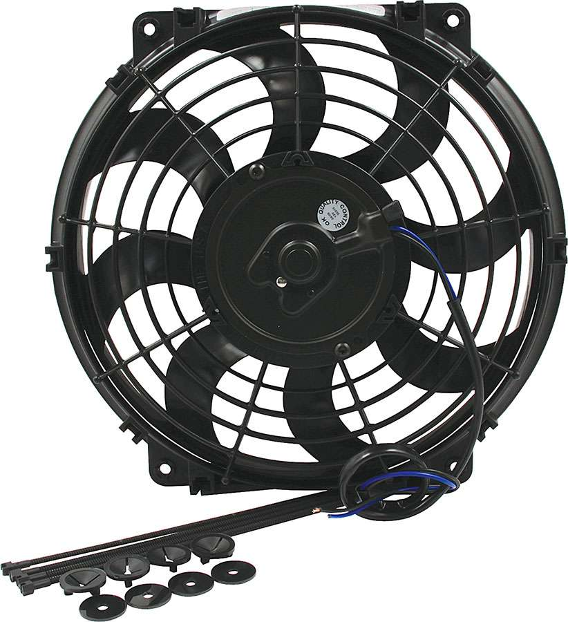 Allstar Performance 12 In 925 Cfm Pushpull Electric Cooling Fan Pn