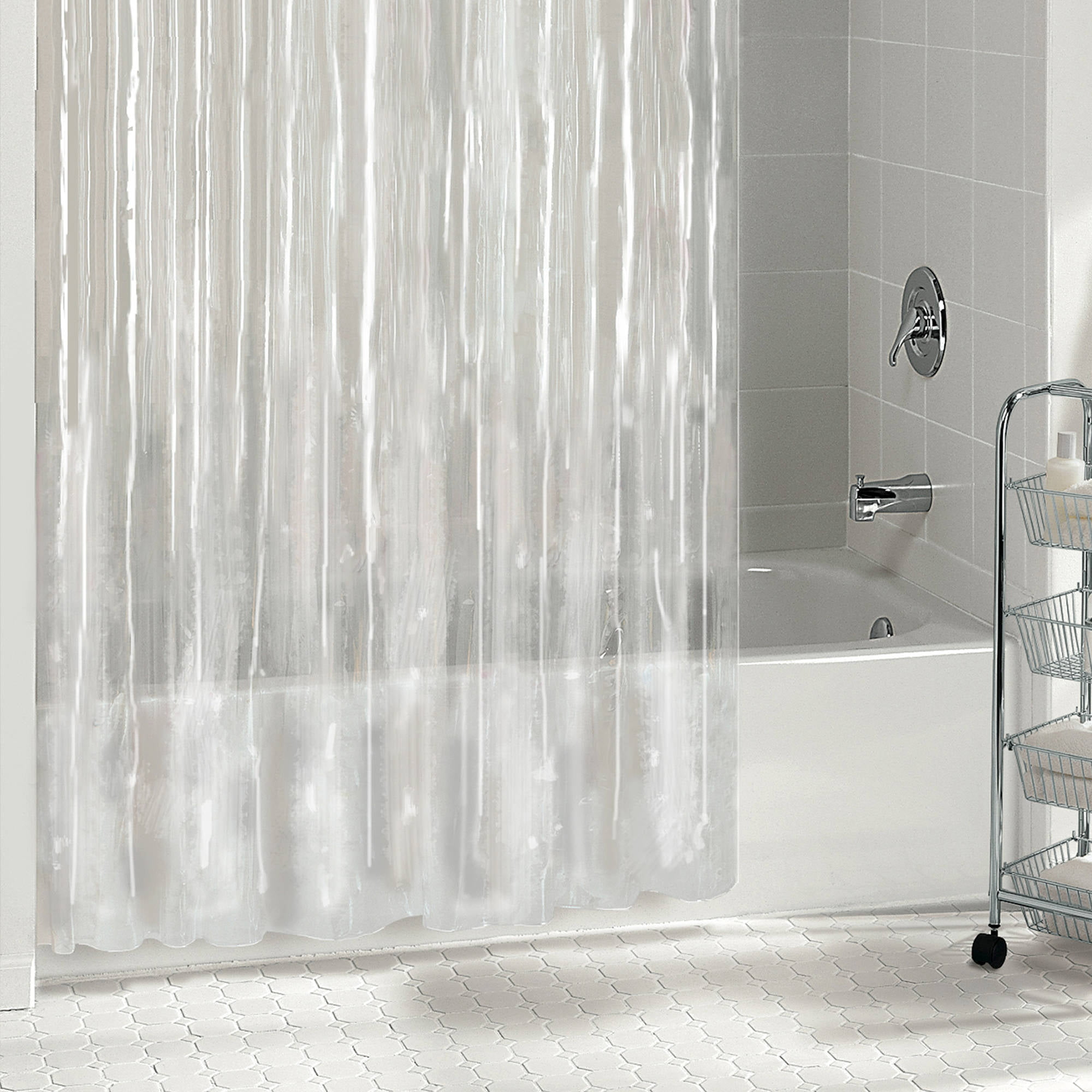 Excell PEVA Shower Curtain Liner by Ex-Cell Home Fashions Inc