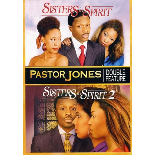 Pastor Jones: Sisters In Spirit Double Feature (Full Frame)