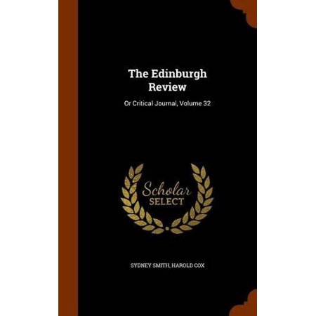 The Edinburgh Review: Or Critical Journal, Volume 32 - image 1 of 1