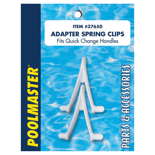 Poolmaster 37650 Adapter Spring Clips - Set of 2 Multi-Colored
