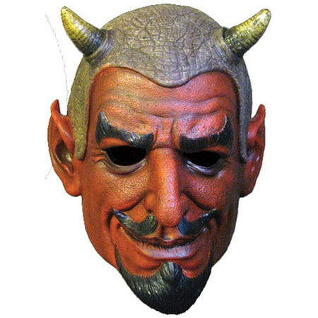 Ol' Scratch Adult Halloween Mask Accessory