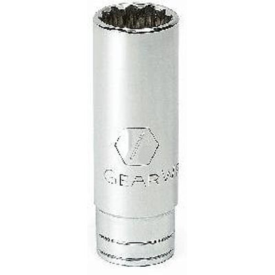 """Gearwrench 80516 3/8"""" Drive 12 point Deep Socket 11/16"""""""