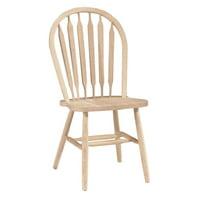 Windsor Arrowback Chair - Plain Legs