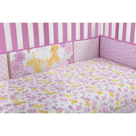 Disney Baby Bedding Lion King Nala Crib Bumper