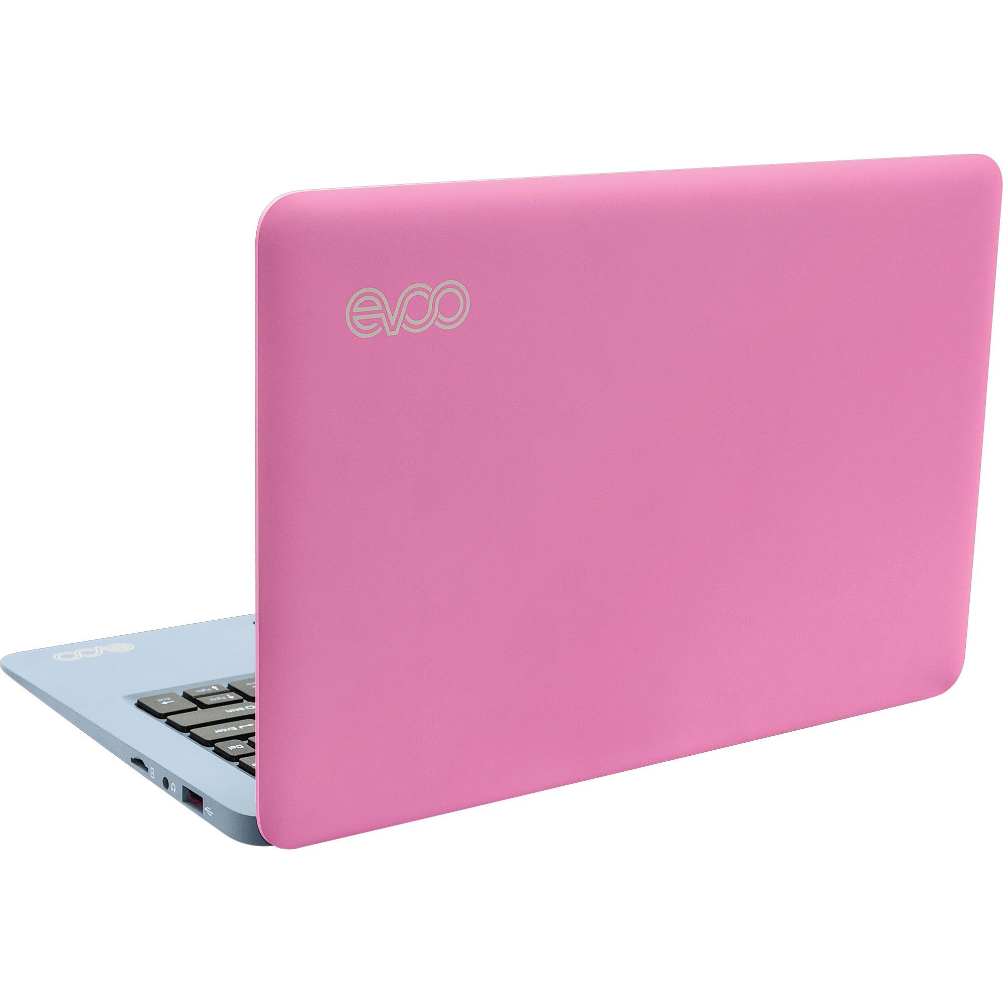 Evoo 10 1 Ultra Thin Laptop Windows 10 Home Quad Core 2gb Memory