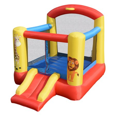 Costway Inflatable Animals Jumping Bounce House Castle Jumper Bouncer Kids Outdoor