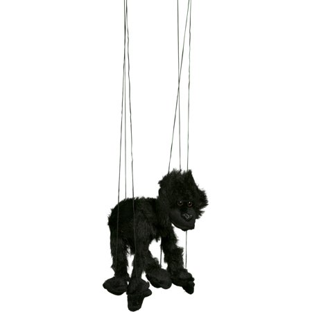 Sunny WB336 16 In. Baby Gorilla Marionette Puppet (Marionette Puppets)