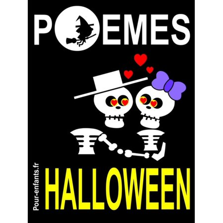Poèmes d'Halloween - eBook