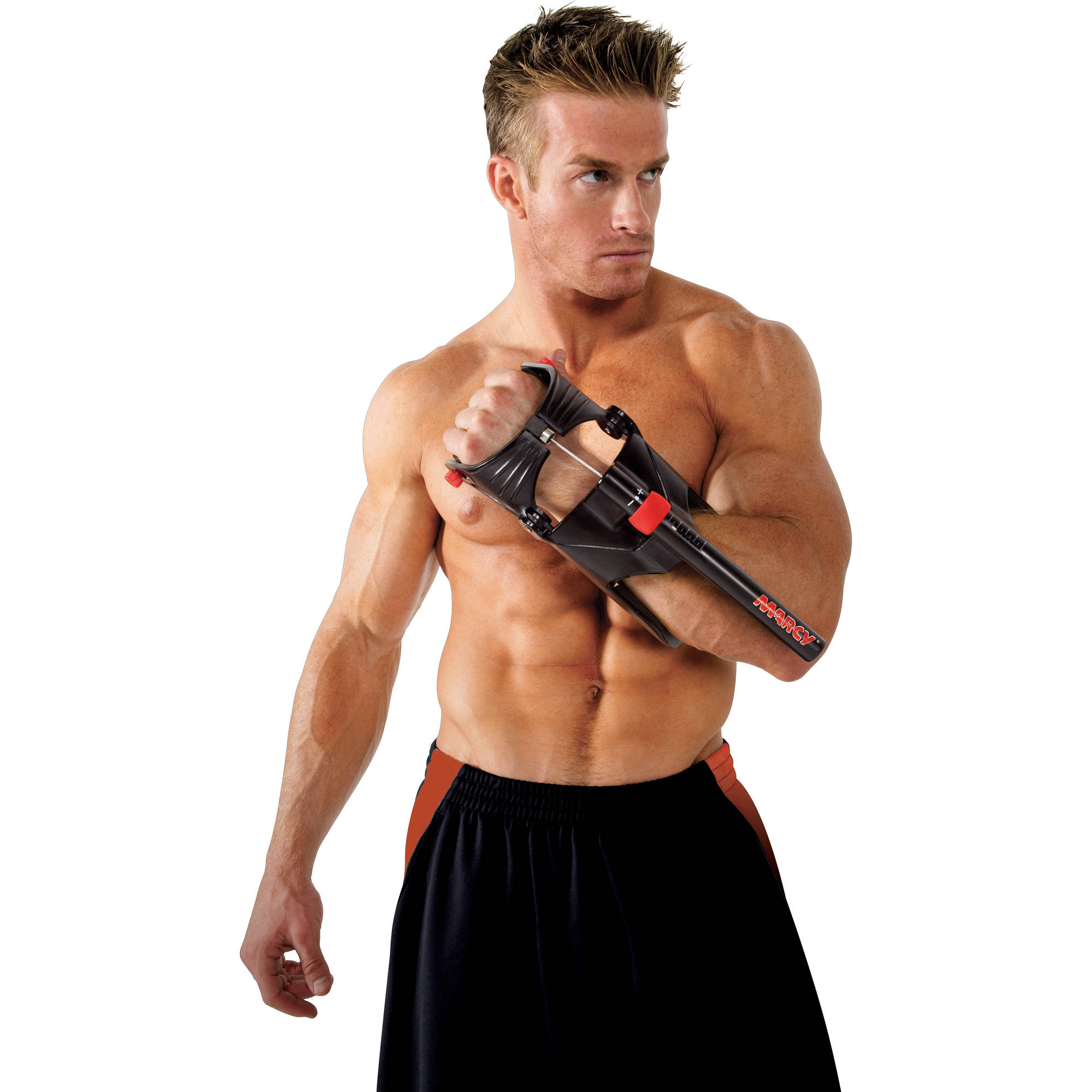Marcy Wrist and Forearm Developer//Strengthener Home Gym Gear Wedge