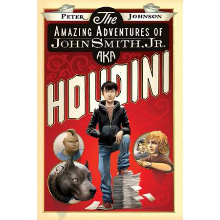 The Amazing Adventures of John Smith, Jr. AKA Houdini - (Jr Smith Trying To Get The Pipe)